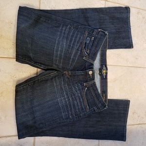 Lucky Brand Zoe Boot jeans, size 4/27